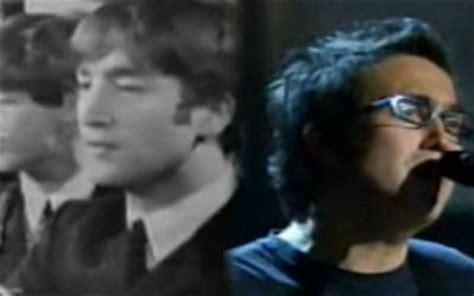 imagenes john lennon cantada en español video cover de quot this boy quot por sean lennon masbeatles