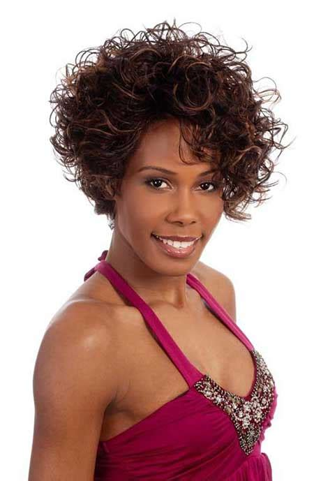 short bobs for tight curls short hair cuts for black women short hairstyles 2017