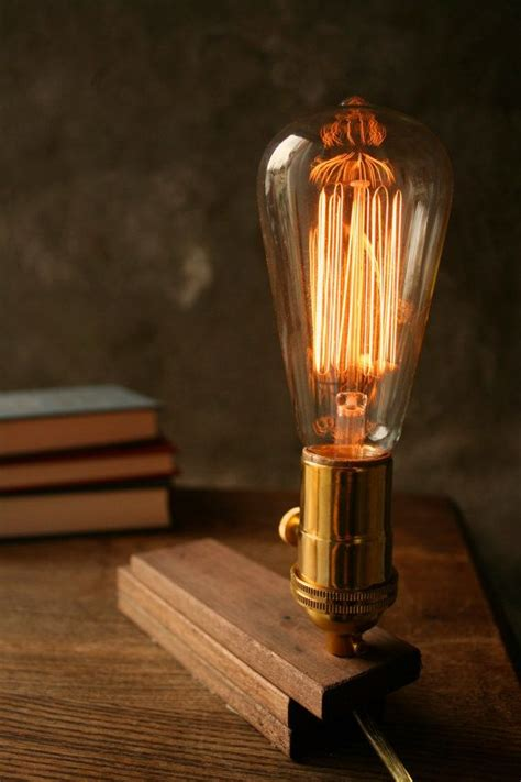 Handmade Light Bulbs - 25 beautiful diy wood ls and chandeliers that will