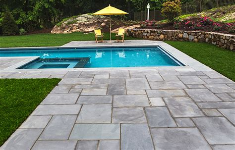 pools patios connecticut bluestone patio