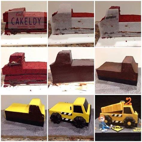 how to make a dump truck cake pretty cakes for boys pinterest cakes how to make and truck