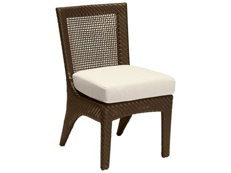 seat patio cushions replacements woodard dining side chair replacement cushions