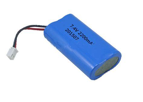Charge Baterai Li Ion 18650 rechargeable 7 4v li ion battery pack 2200mah icr 18650