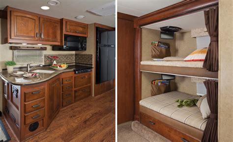 Class C Rv With Bunk Beds Seneca Class C Motorhomes Jayco Inc