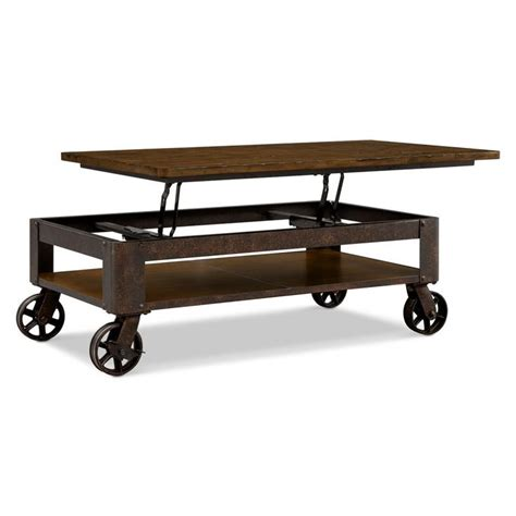 diy coffee table with wheels best 25 coffee table with wheels ideas on