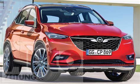 Opel Omega X 2020 by Opel Neuheiten Bis 2020 Autozeitung De