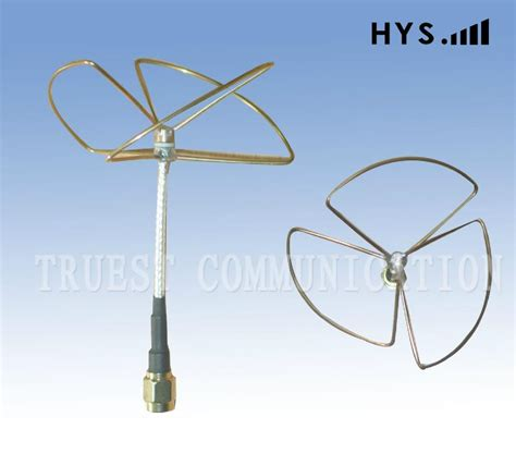 1 2g 1 3g Skew Planar Cloverleaf Antenna Tx Rx Set For Fpv fpv 2 4ghz cloverleaf whip antenna skew planar antenna