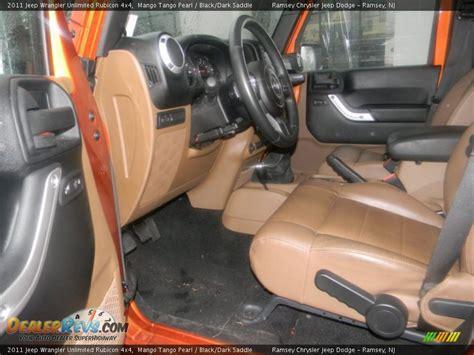 black saddle interior 2011 jeep wrangler unlimited