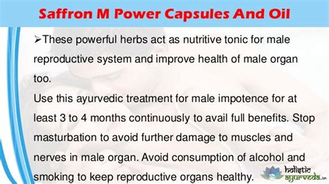 ayurvedic treatment for impotence to increase sexual