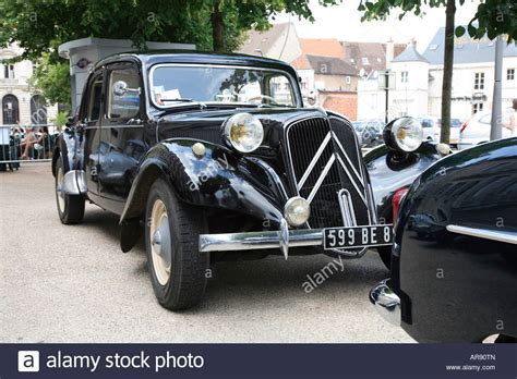 vintage citroen cars citroen traction avant vintage car from the fifties