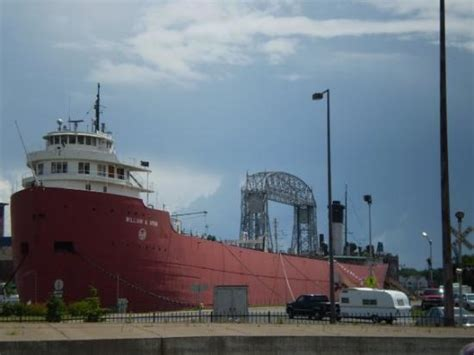 boat tours duluth mn s s william a irvin ore boat museum duluth all you