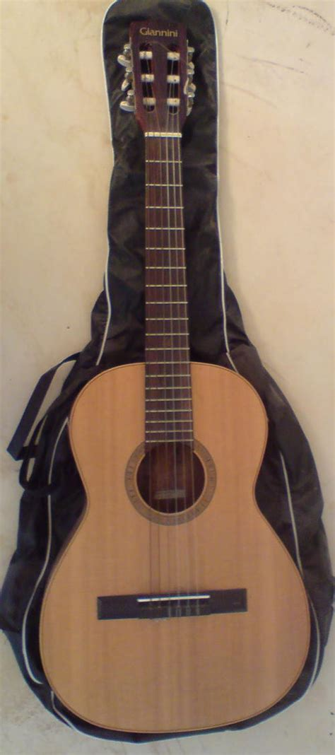 Giannini Awn 21 by Guitar Bass Giannini String Mod Awn 50 Ser 04 73 Acoustic Guitar Made In Brazil Was