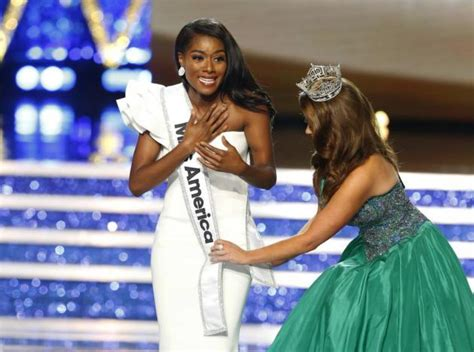 nia imani franklin about new miss america glad she didn t have to don swimsuit to