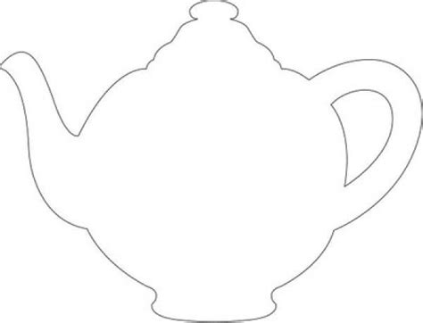 Teapot Card Template by Mothers Day Teapot Card Template Im A Teapot Craft