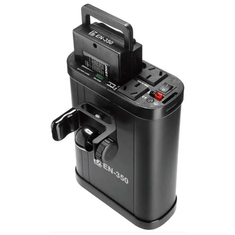 Jinbei Energon En 350 jinbei energon en 350 provides portable power for studio