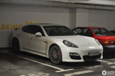 Porsche Panamera Gts 28 January 2016 Autogespot