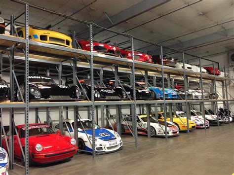 How To Organize Garage featured client kelly moss motorsports