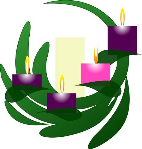 4 advent clipart clipground
