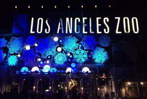la zoo lights coupon california activity guide events festivals shows