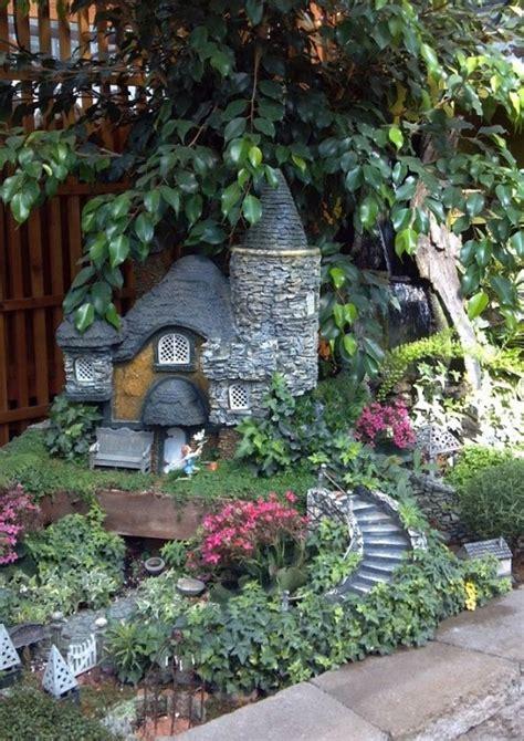 casa in miniatura casas miniatura de piedra para decorar el jard 237 n