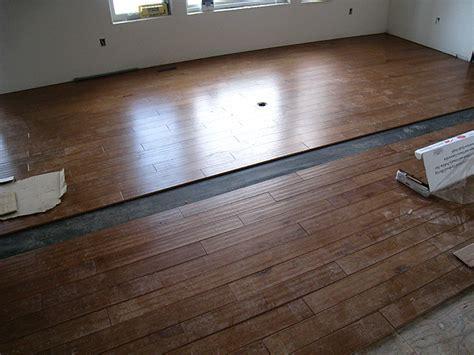 Engineered Hardwood Flooring Installation Engineered Hardwood Engineered Hardwood Installation