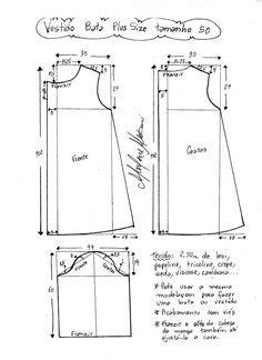 molde de costura em PDF - como imprimir e montar | Corte e