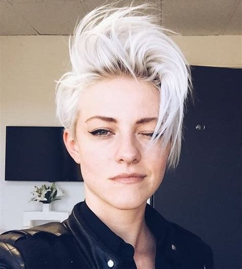 old rock hairstyles 35 short punk hairstyles to rock your fantasy