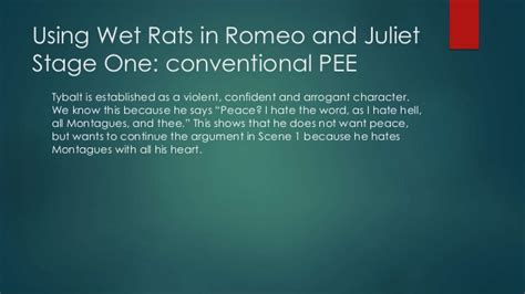 themes in romeo and juliet slideshare wetrats