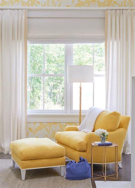 corner chair with ottoman interior design inspiration photos by meg braff interiors