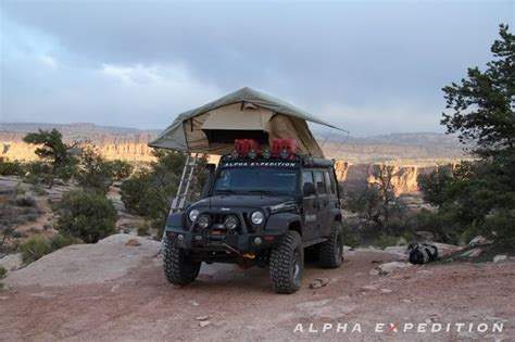 Jeep Rack Tent by Alpha Expedition Gobi Jk Roof Rack Page 4 Jkowners