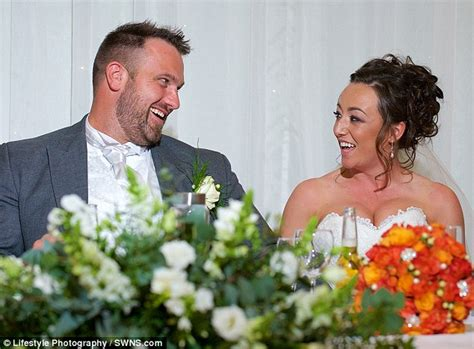 paddy mcguinness wedding photos couple who met on take me out tie the knot in a dating