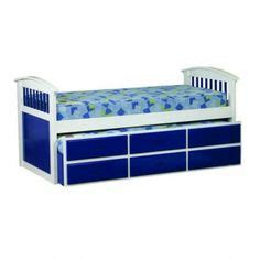 verona bergamo cabin bed with pull out sleepover bed
