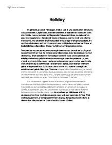 Descriptive Essay About Vacations by Narrative Essay About Family Vacation