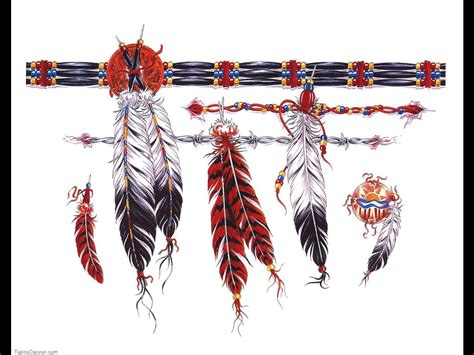 indian feather tattoo designs american designs 1862 american