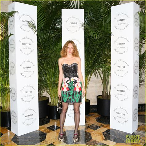Vanity Fair Best Dressed List by Malin Akerman Stuns At Saks Fifth Avenue Vanity Fair