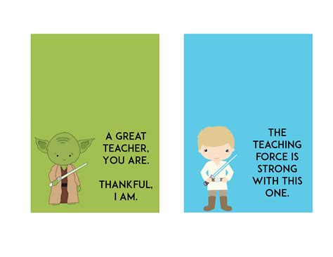 printable thank you cards star wars free star wars teacher appreciation day printable ftm