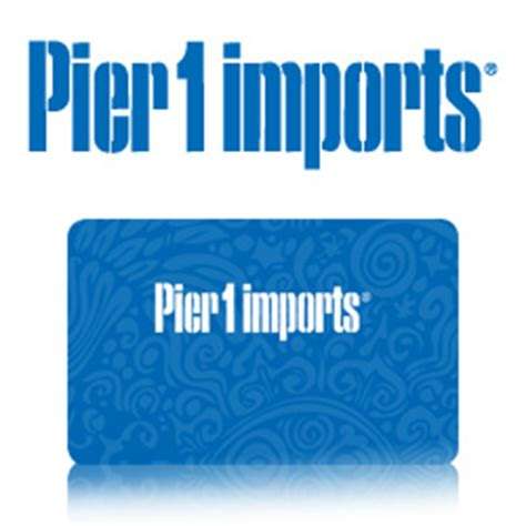 Pier One Gift Card - buy pier 1 imports gift cards at giftcertificates com