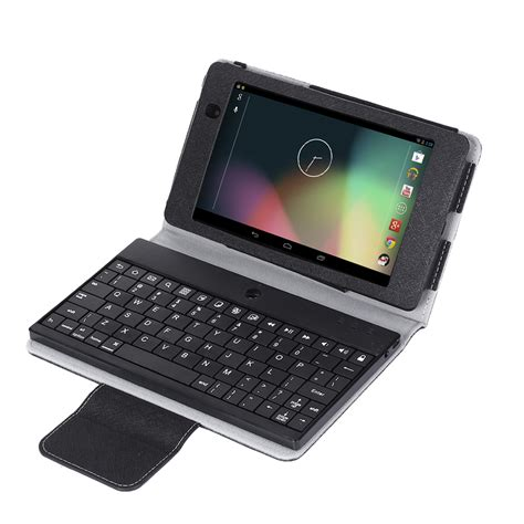 Keyboard Second bluetooth wireless keyboard keyboard stand for nexus 7 1st 2nd ebay