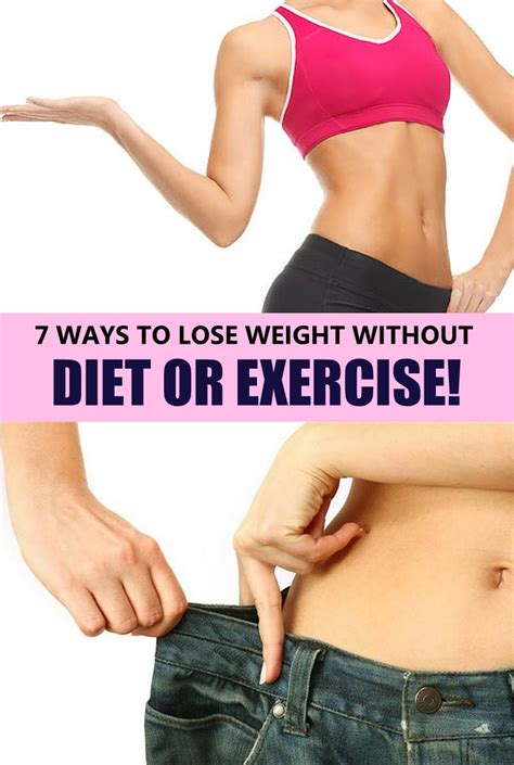 7 Ways To Exercise With Your by 7 Ways To Lose Weight Without Diet Or Exercise Cocktails
