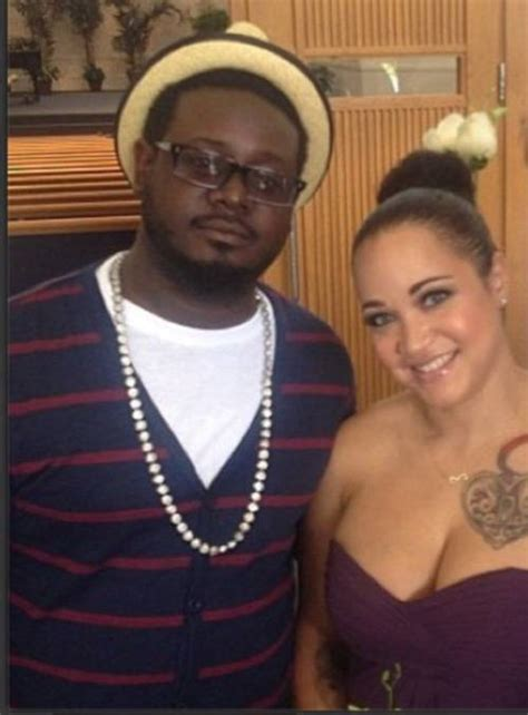 T Pain And Wife | t pain wife amber optimized the baller life
