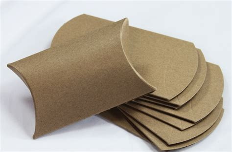 Cardboard Pillow Boxes by St Away With Me October 2012