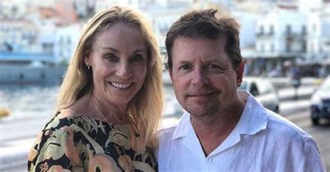 michael j fox vegetarian after 30 years together michael j fox s wife reveals the