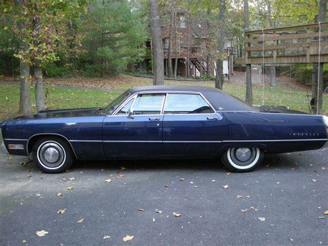 1971 Chrysler Imperial by Jim Corbett S 1971 Chrysler Imperial Lebaron