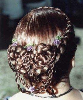 renaissance braid hairstyles for peasants   renaissance