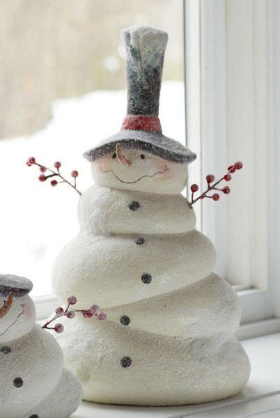 How To Make A Snowman Hat Out Of Construction Paper - 25 best ideas about paper mache on paper