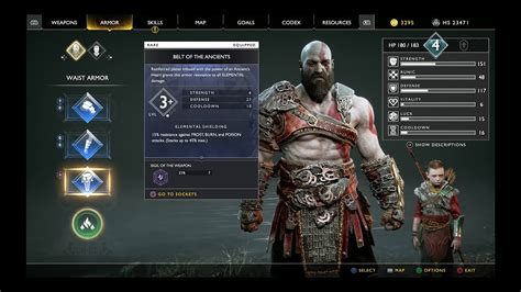 the boat captain key give me god of war explosive grips of fire location