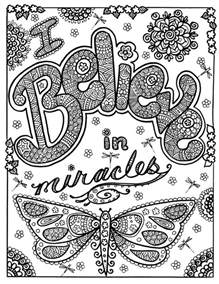 inspirational coloring pages for adults positive quotes coloring pages brave quotesgram