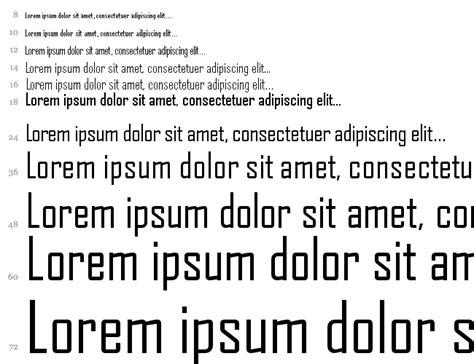fb font agency fb regular truetype font
