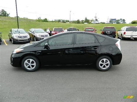 Toyota Of The Black 2012 Black Toyota Prius 3rd Three Hybrid 63723567
