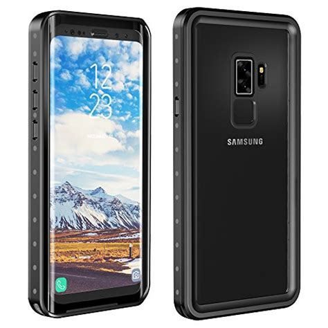 eonfine samsung galaxy s9 plus waterproof shockproof import it all